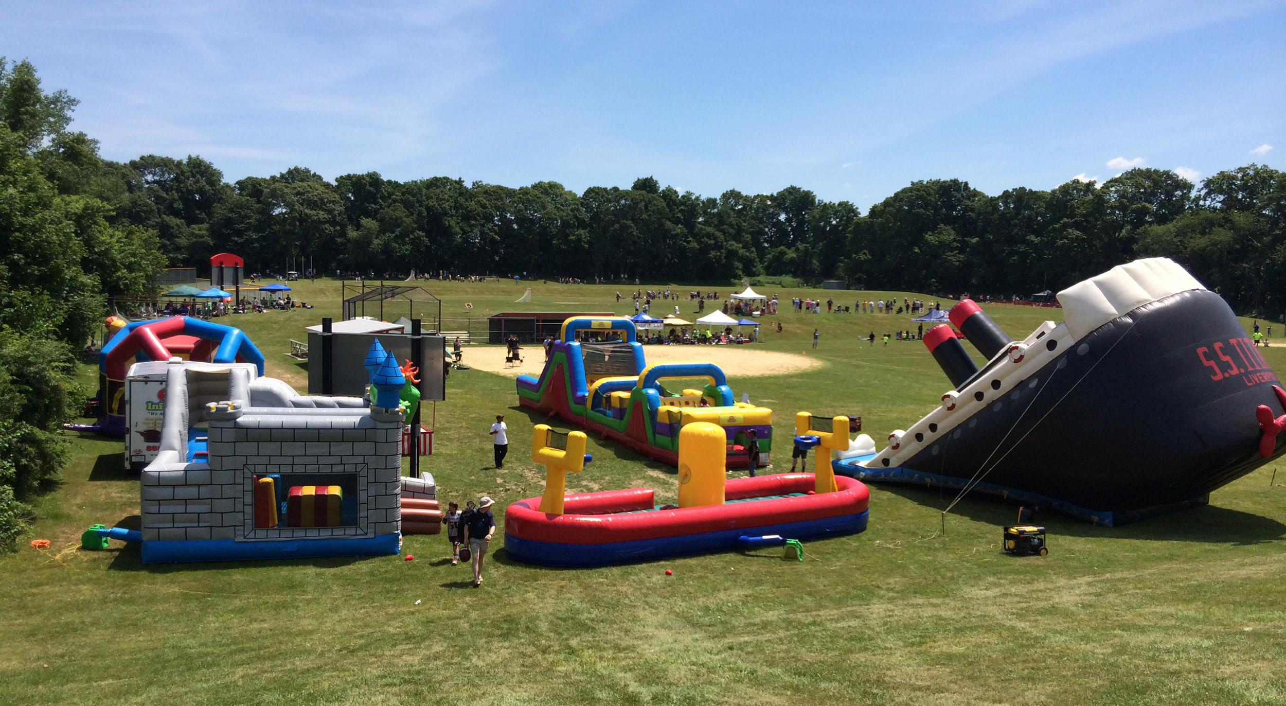 Nyinflatables Long Island Inflatables And Bounce House Rentals