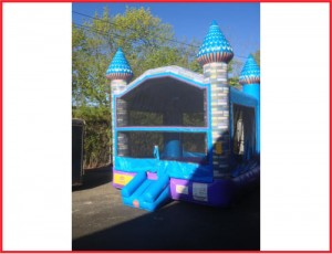 Old Fashion Castle Bounce House