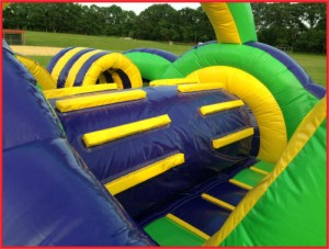 95 Foot Long Obstacle Course