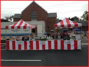 Carnival Tent 10 X 10